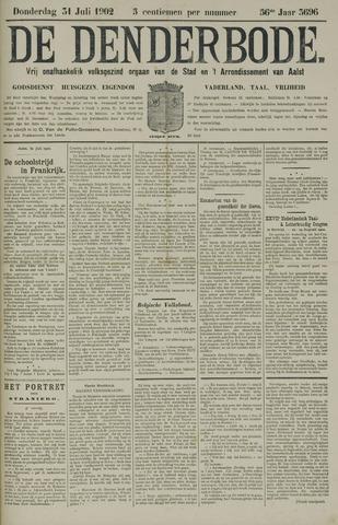 De Denderbode 1902-07-31