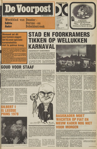 De Voorpost 1978-02-03