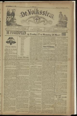 De Volksstem 1910-03-26
