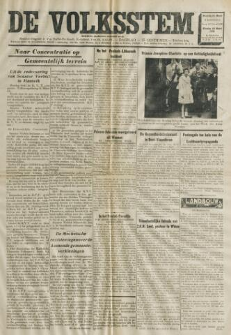 De Volksstem 1938-03-21
