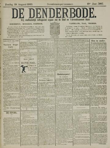 De Denderbode 1895-08-18