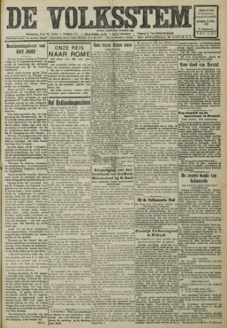 De Volksstem 1931-04-26