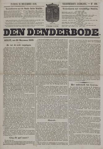 De Denderbode 1859-12-25