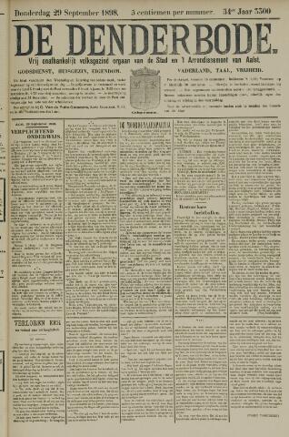 De Denderbode 1898-09-29