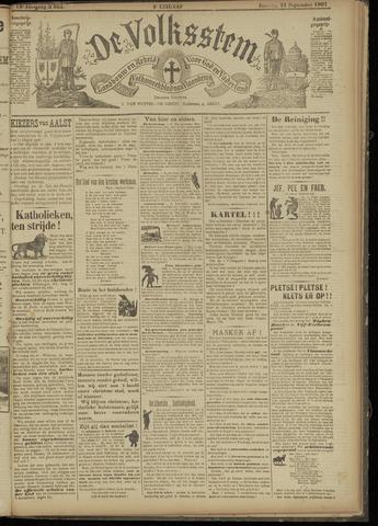 De Volksstem 1907-09-21