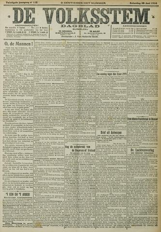 De Volksstem 1914-06-20