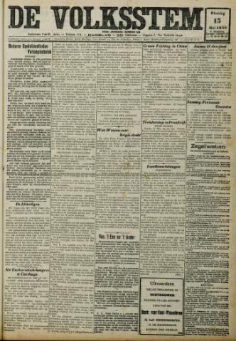 De Volksstem 1930-05-13