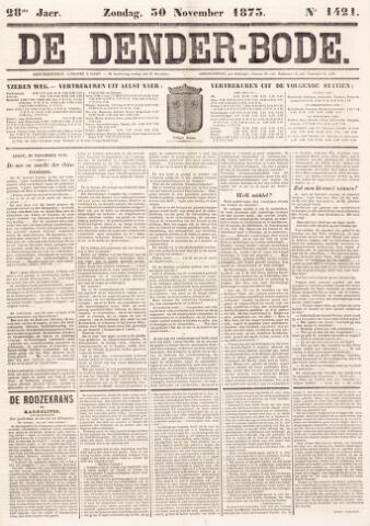 De Denderbode 1873-11-30