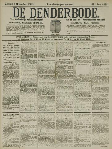 De Denderbode 1909-12-05