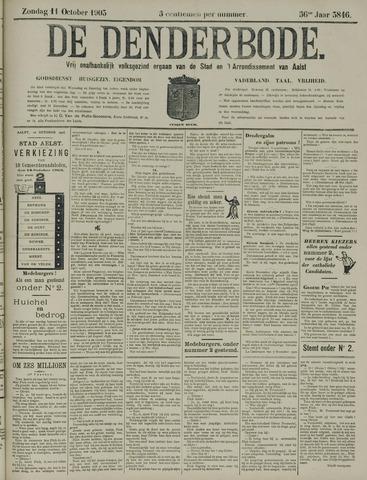 De Denderbode 1903-10-11