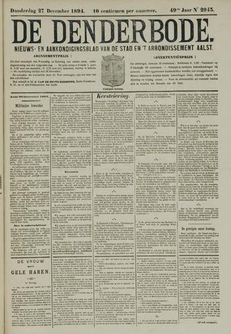 De Denderbode 1894-12-27