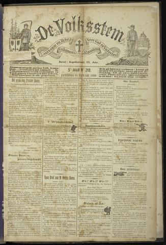 De Volksstem 1899