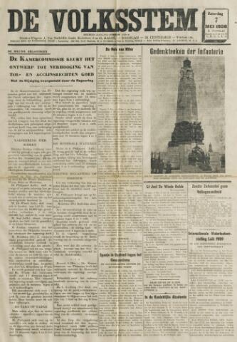 De Volksstem 1938-05-07