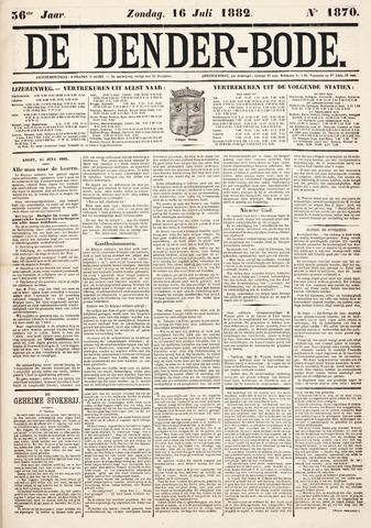 De Denderbode 1882-07-16