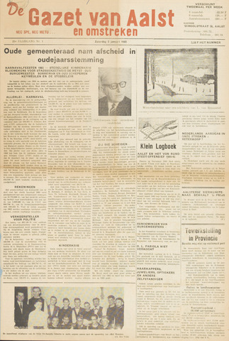 De Gazet van Aalst 1965