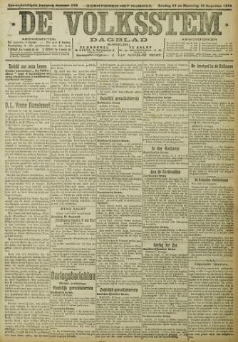 De Volksstem 1915-08-15