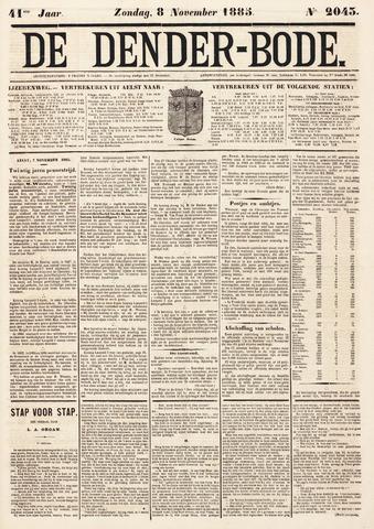 De Denderbode 1885-11-15