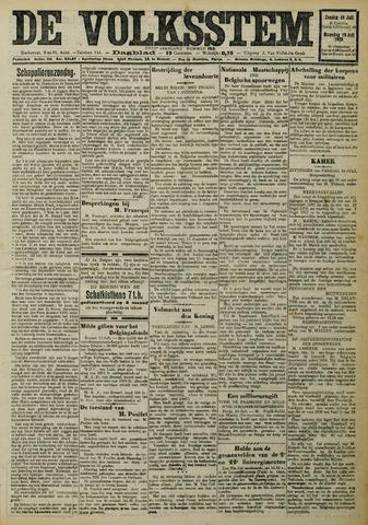 De Volksstem 1926-07-18