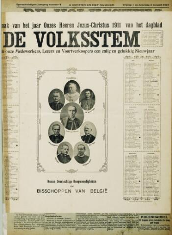 De Volksstem 1915-01-01