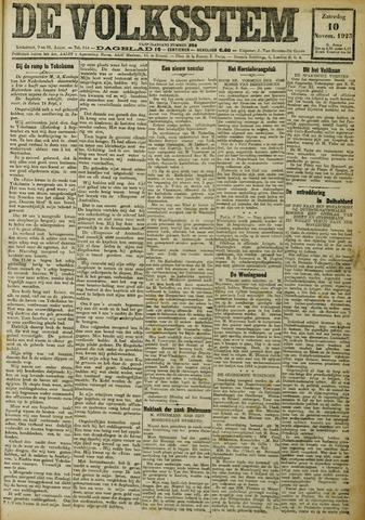 De Volksstem 1923-11-10