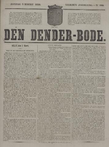 De Denderbode 1850-03-03