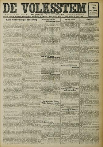 De Volksstem 1926-05-28