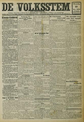 De Volksstem 1932-12-21