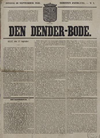 De Denderbode 1846