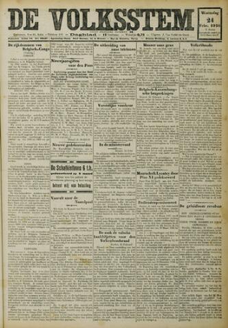 De Volksstem 1926-02-24
