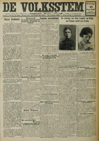 De Volksstem 1926-09-23