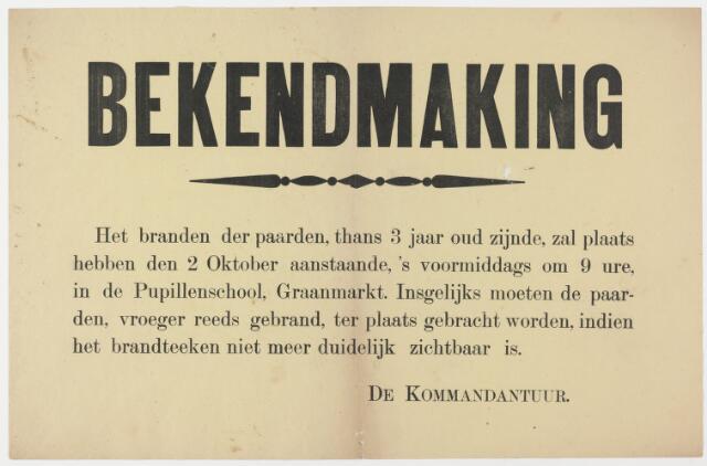 Tekstaffiches 1902