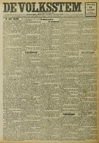 De Volksstem 1923-07-11