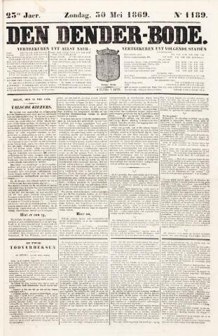 De Denderbode 1869-05-30