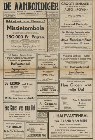 Aankondiger 1947
