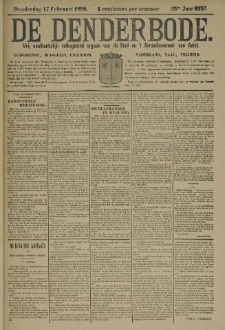 De Denderbode 1898-02-17