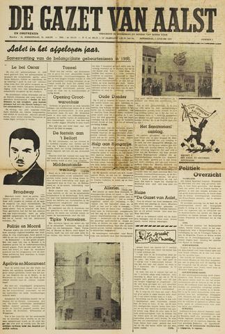 De Gazet van Aalst 1957