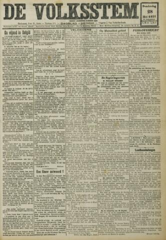 De Volksstem 1931-05-28