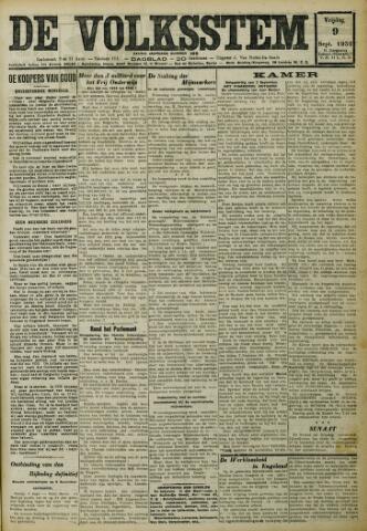 De Volksstem 1932-09-09
