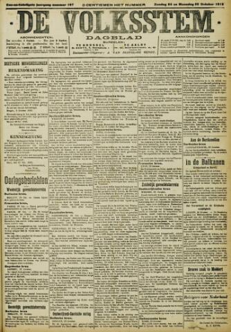 De Volksstem 1915-10-24