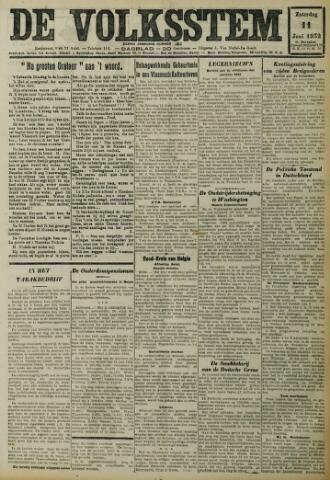 De Volksstem 1932-06-11