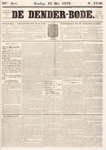 De Denderbode 1872-05-12