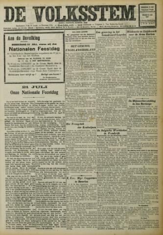 De Volksstem 1932-07-21