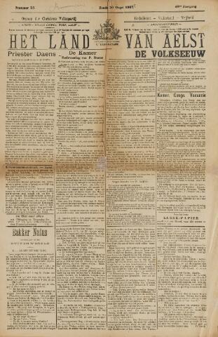 Het Land van Aelst 1908-08-30