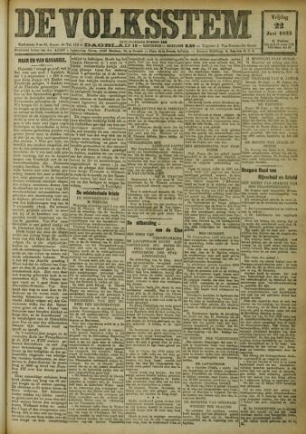 De Volksstem 1923-06-22
