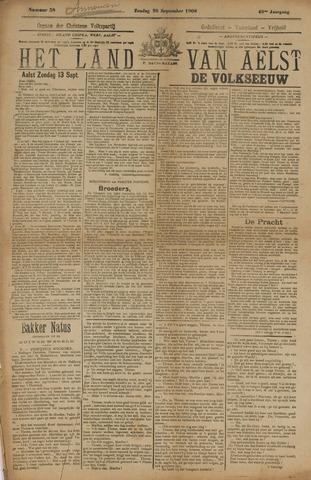 Het Land van Aelst 1908-09-20