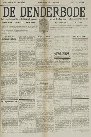 De Denderbode 1912-06-27