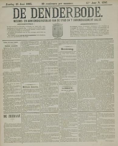 De Denderbode 1893-06-25