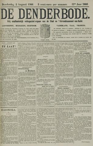 De Denderbode 1906-08-02