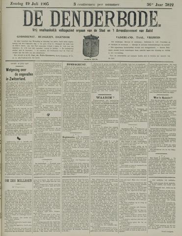 De Denderbode 1903-07-19