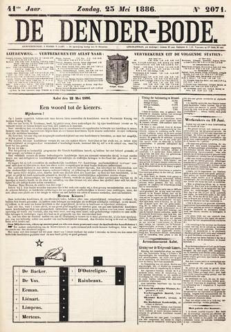 De Denderbode 1886-05-23